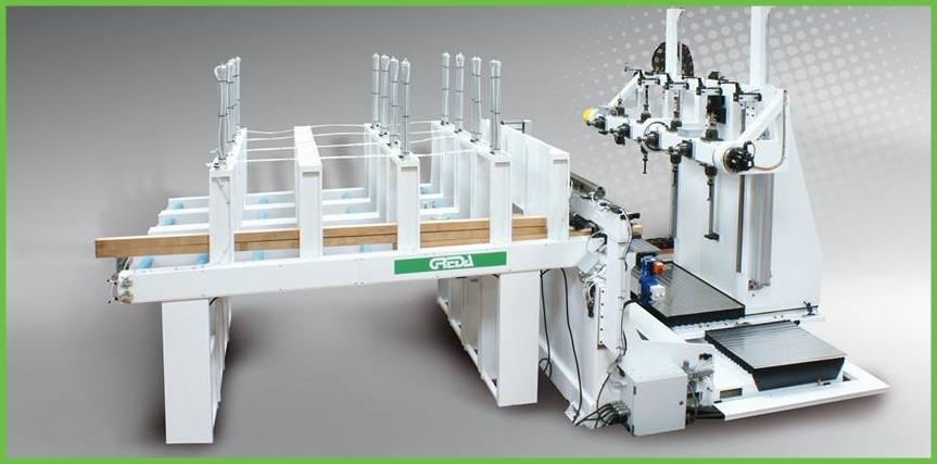 CNC GIOTTO 4 - GREDA