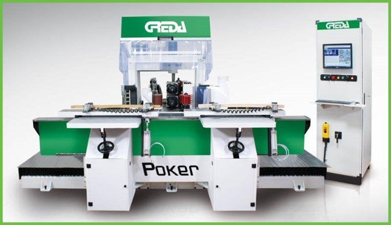 CNC POKER 2 - GREDA