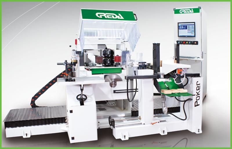 CNC POKER LC 6 - GREDA
