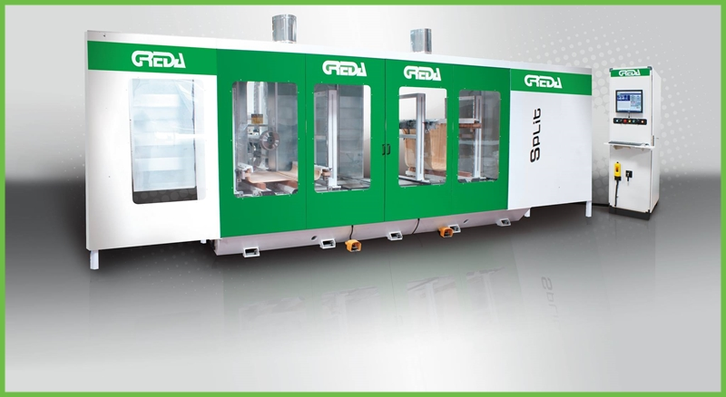 CNC SPLIT 3 - GREDA