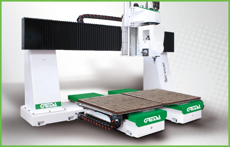 CNC SPRINTER 10 - GREDA