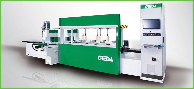KOPIR MAŠINE I BRUSILICE CFL CNC 1 - GREDA