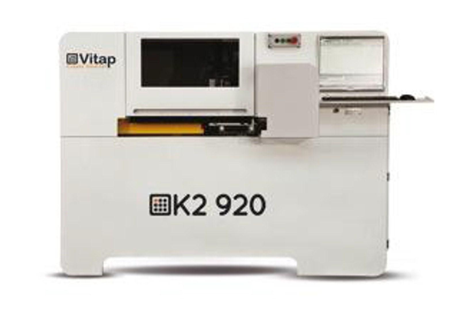 Vitap CNC tiplarica